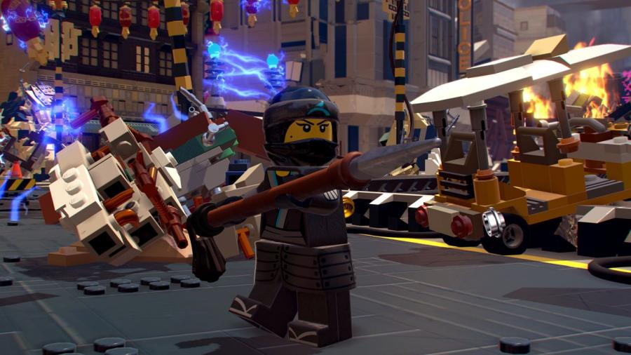The LEGO Ninjago Movie Video Game Screenshot 6