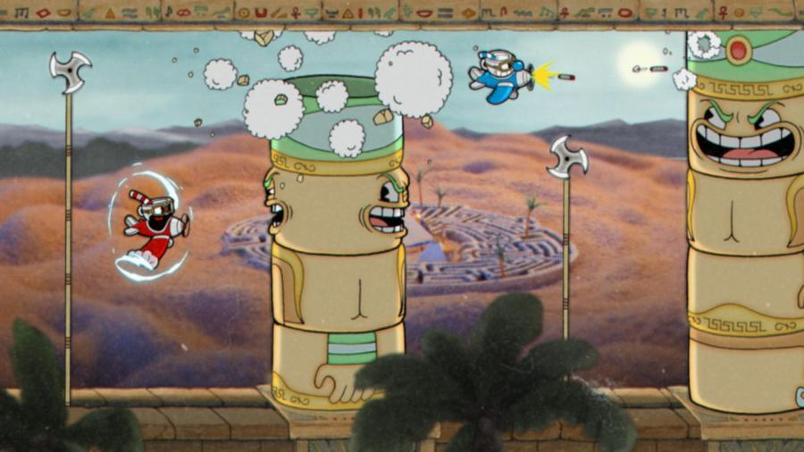 Cuphead Screenshot 4