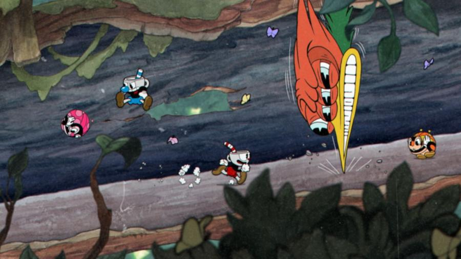 Cuphead Screenshot 5