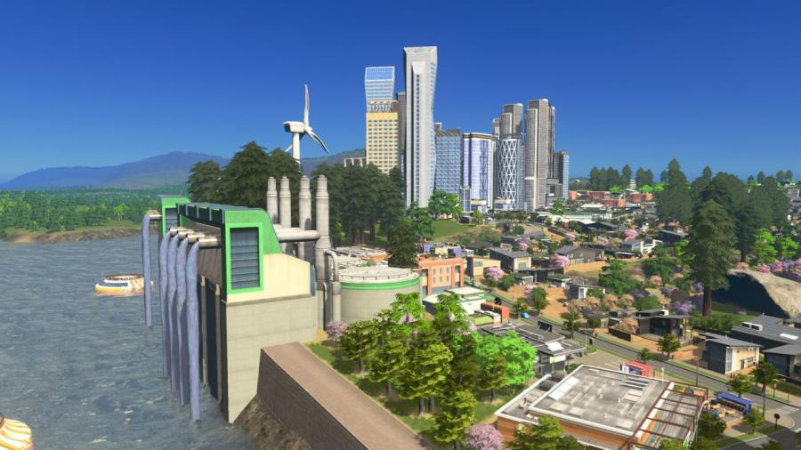 Cities Skylines - Green Cities DLC Screenshot 3