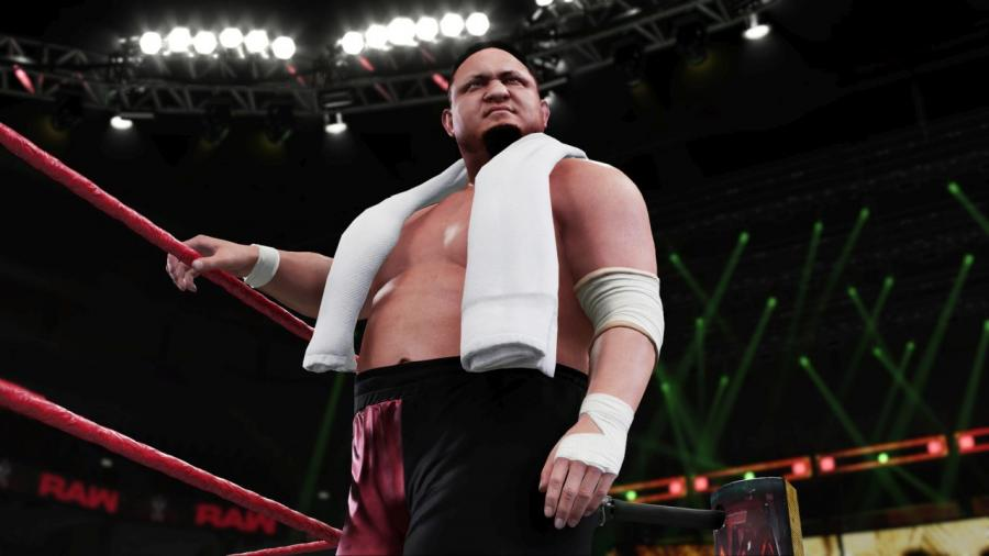 WWE 2K18 - Deluxe Edition Screenshot 3
