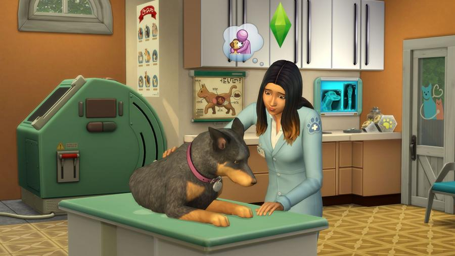 The Sims 4 + Cats & Dogs Bundle (original game + expansion) Screenshot 4