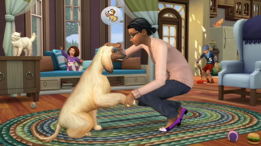 The Sims 4 + Cats & Dogs Bundle (original game + expansion) Screenshot 3