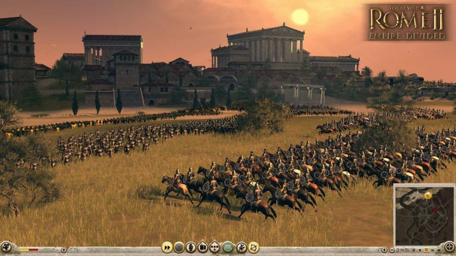 Total War Rome II - Empire Divided (DLC)