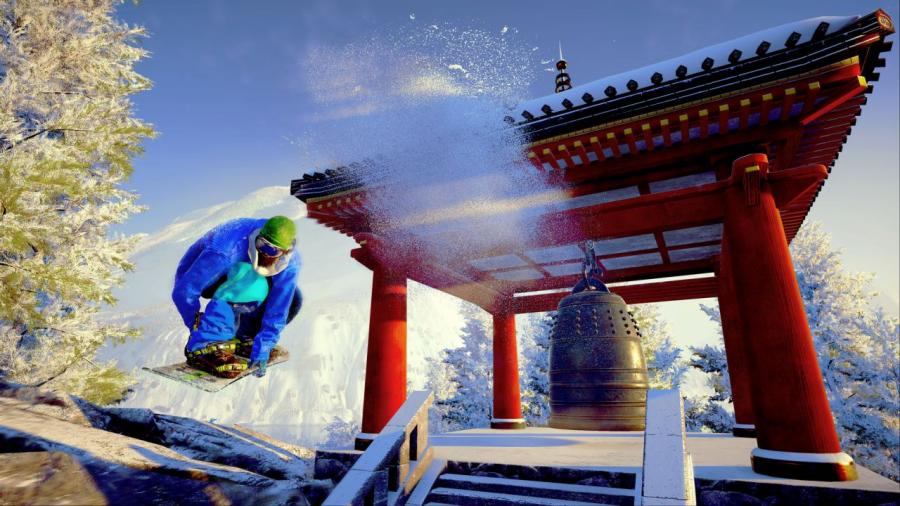 Steep - Road to the Olympics (DLC) Screenshot 2