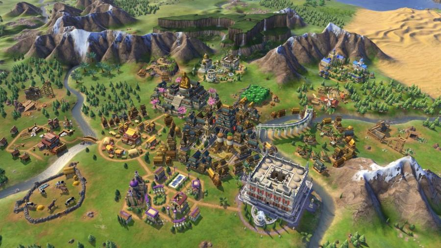 Civilization VI - Rise and Fall (DLC) Screenshot 4