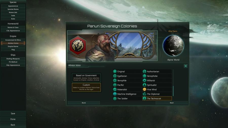 Stellaris - Humanoids Species Pack (DLC) Screenshot 3