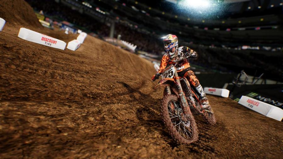 Monster Energy Supercross - The Official Videogame Screenshot 8