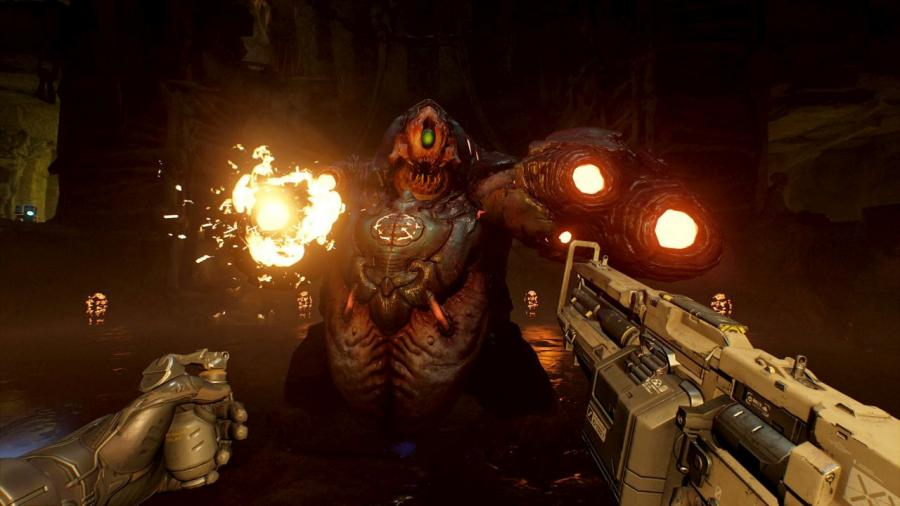 DOOM VFR Screenshot 3