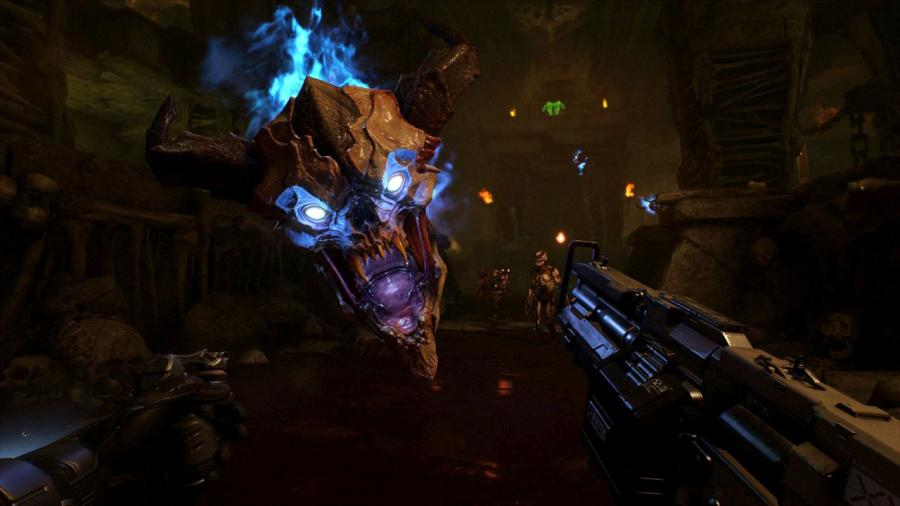DOOM VFR Screenshot 1