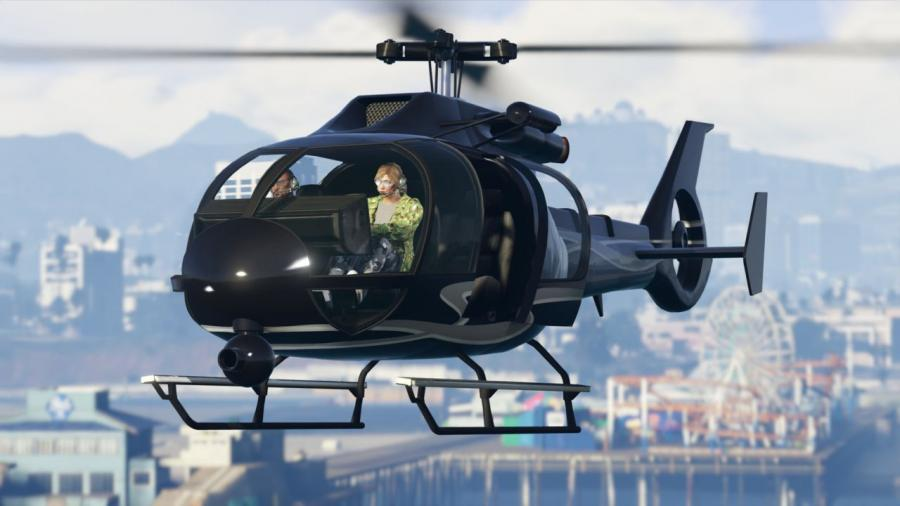 Grand Theft Auto V (GTA 5) - Criminal Enterprise Starter Pack DLC Screenshot 5