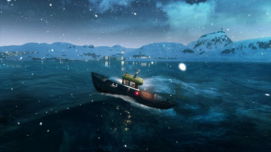 Fishing Barents Sea Screenshot 2