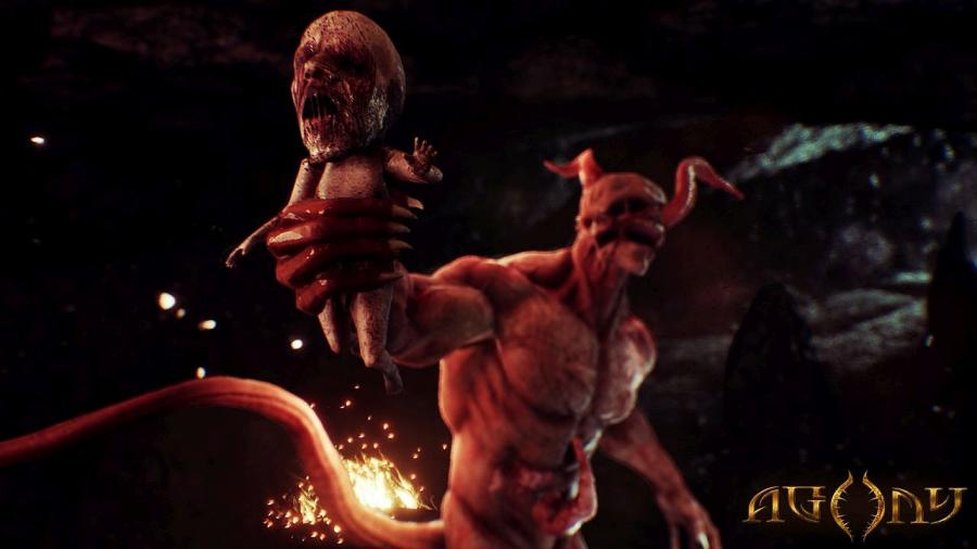 Agony Screenshot 4