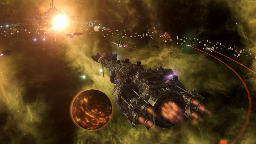 Stellaris - Apocalypse (DLC) Screenshot 1
