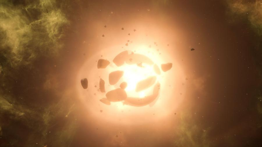 Stellaris - Apocalypse (DLC) Screenshot 6
