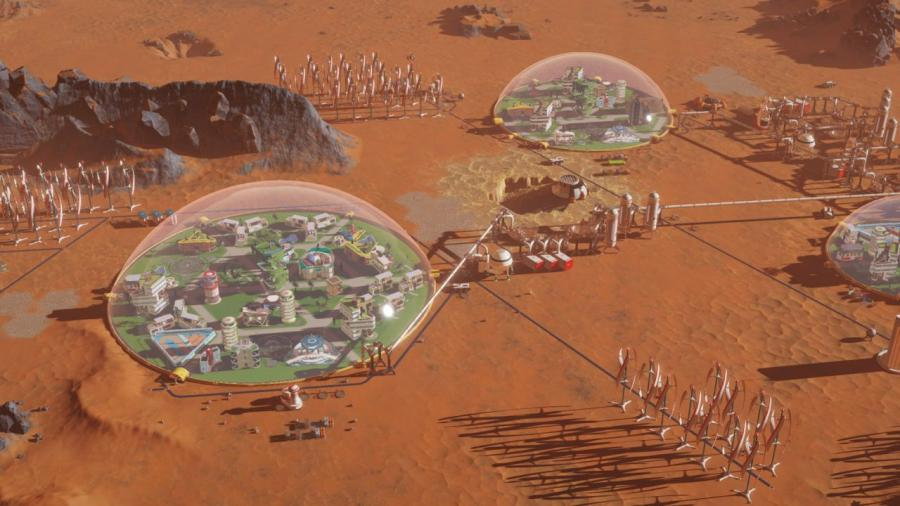 Surviving Mars (Digital Deluxe Edition) Screenshot 1