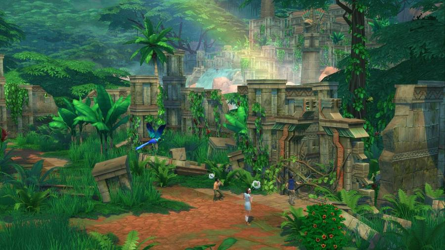 The Sims 4 - Jungle Adventure Bundle (DLC) Screenshot 6