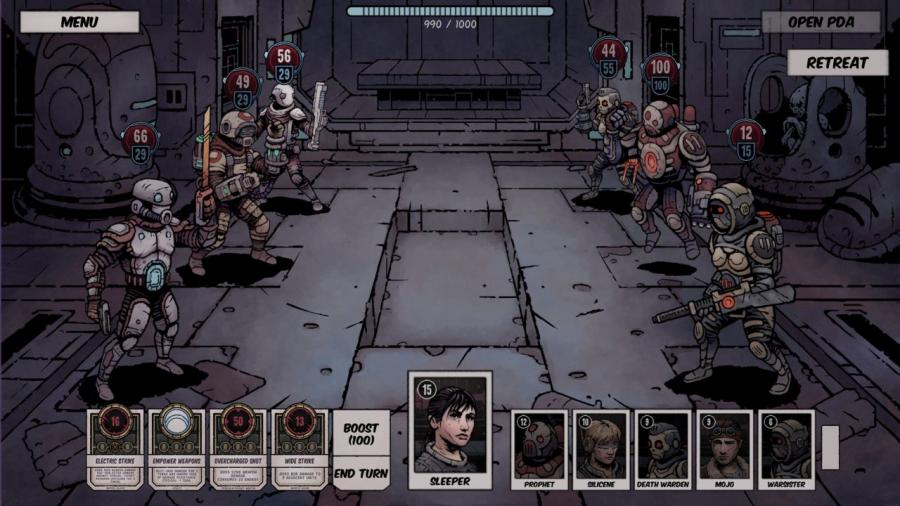 Deep Sky Derelicts Screenshot 1