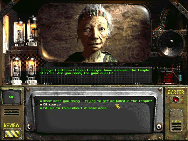 Fallout Classic Collection Screenshot 3
