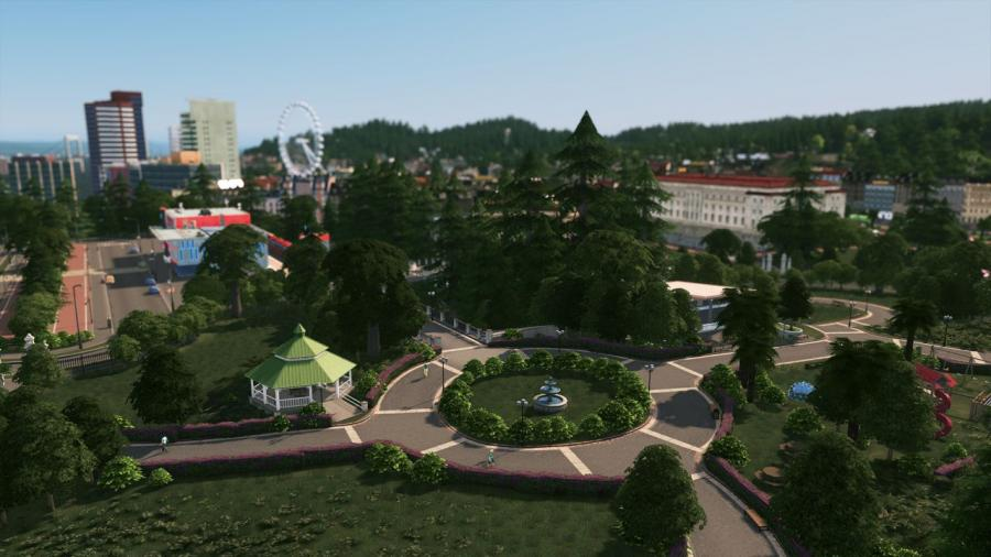 Cities Skyline - Parklife (DLC) Screenshot 2