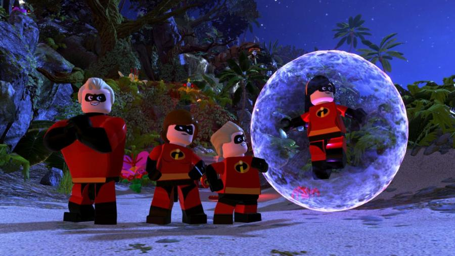 LEGO The Incredibles Screenshot 1