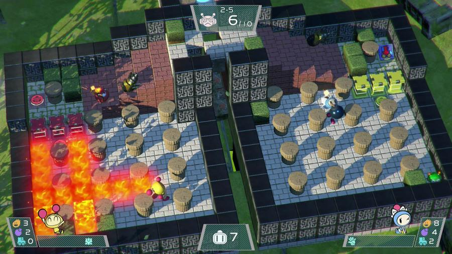 Super Bomberman R Screenshot 7