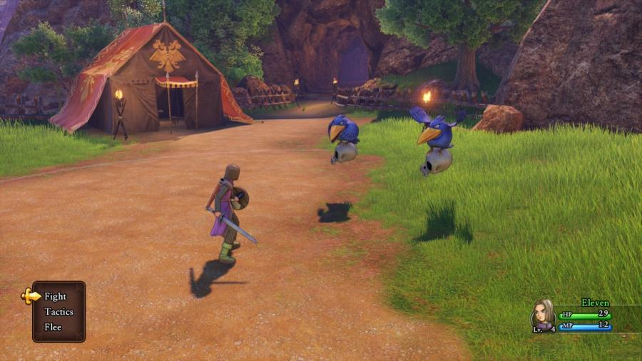 Dragon Quest XI - Echoes of an Elusive Age Screenshot 5