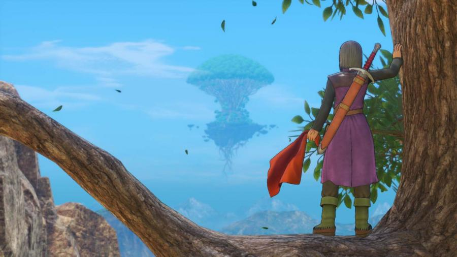Dragon Quest XI - Echoes of an Elusive Age Screenshot 4