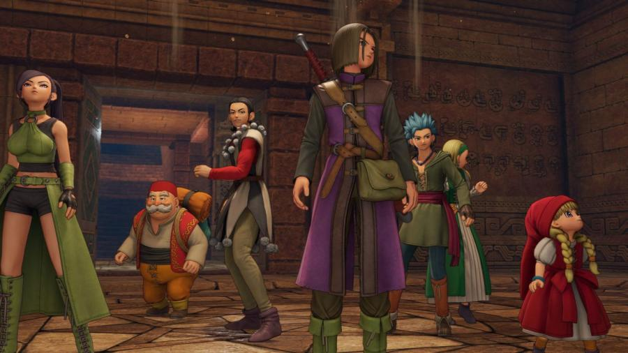Dragon Quest XI - Echoes of an Elusive Age Screenshot 9