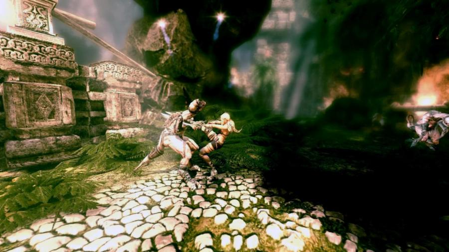 Blades of Time Screenshot 6
