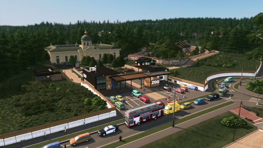 Cities Skylines - Parklife Plus (DLC) Screenshot 6