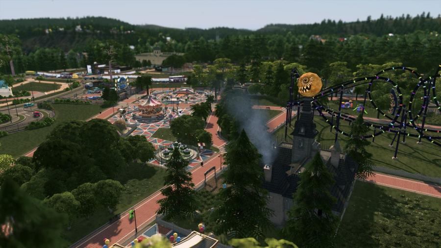 Cities Skylines - Parklife Plus (DLC) Screenshot 8
