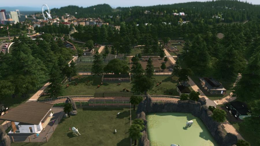 Cities Skylines - Parklife Plus (DLC) Screenshot 7