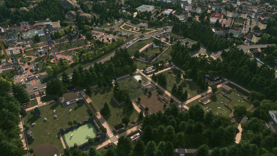 Cities Skylines - Parklife Plus (DLC) Screenshot 1