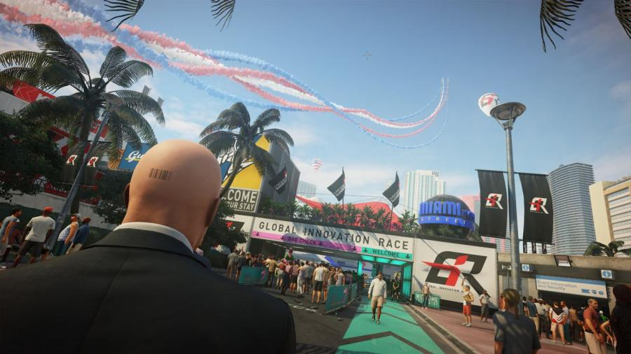 HITMAN 2 - Silver Edition Screenshot 1