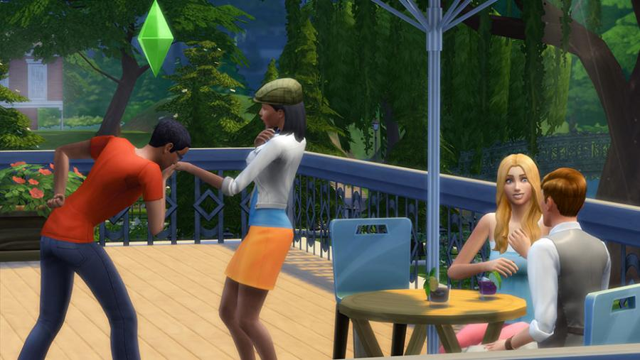 The Sims 4 + Seasons Bundle (original game + expansion) Screenshot 1