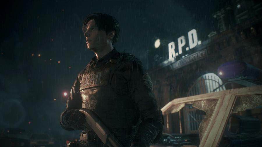 Resident Evil 2 Remake Screenshot 1