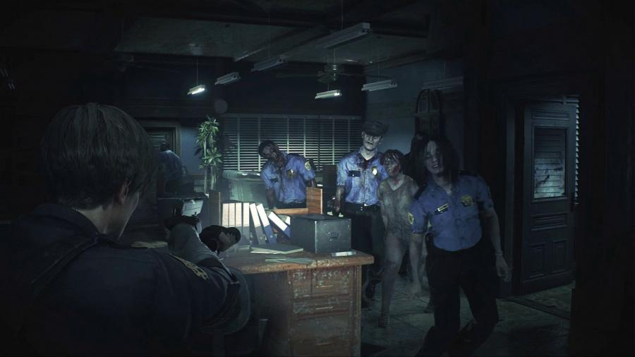 Resident Evil 2 Remake Screenshot 8