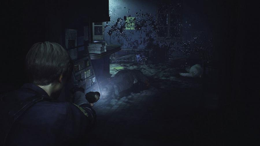 Resident Evil 2 Remake Screenshot 5
