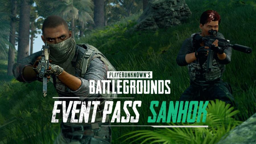 PUBG Event Pass - Sanhok (DLC) Screenshot 1