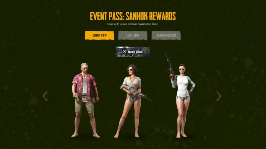 PUBG Event Pass - Sanhok (DLC) Screenshot 4
