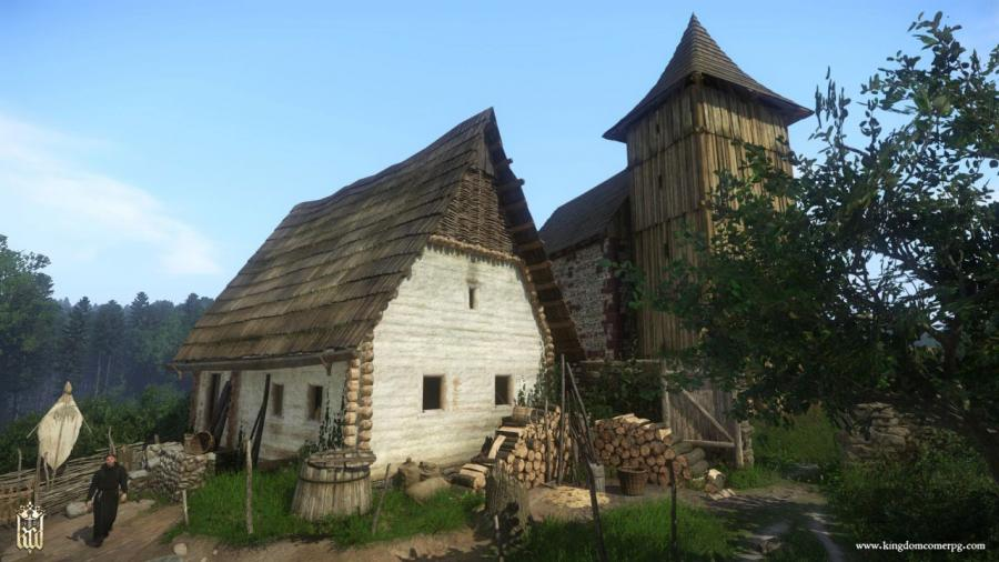 Kingdom Come Deliverance - From The Ashes (DLC) Screenshot 2