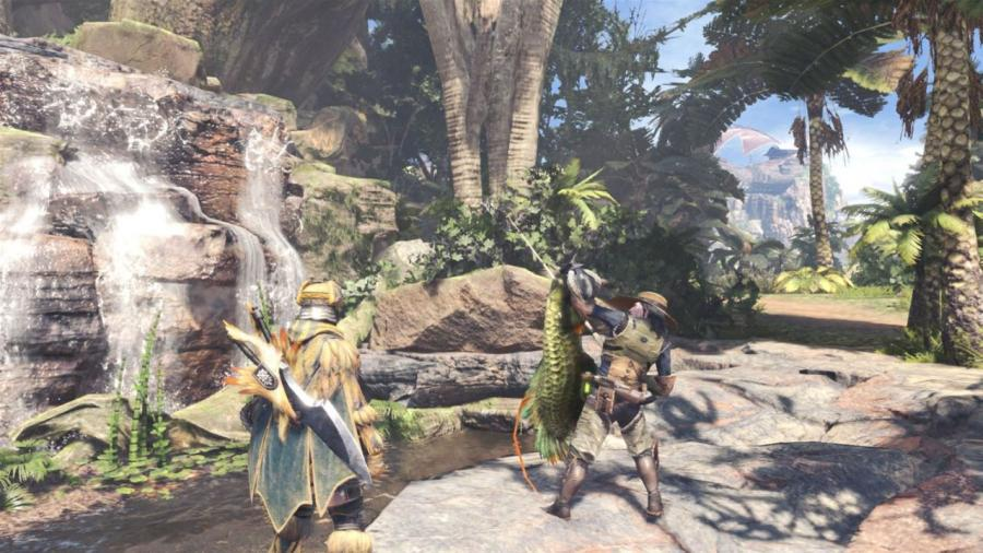 Monster Hunter World - Preorder Key Screenshot 7