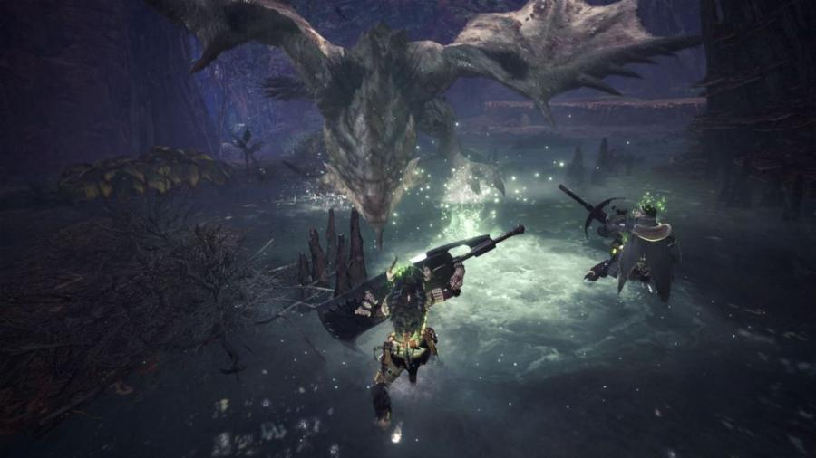 Monster Hunter World - Preorder Key Screenshot 5