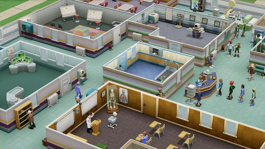 Two Point Hospital Screenshot 7