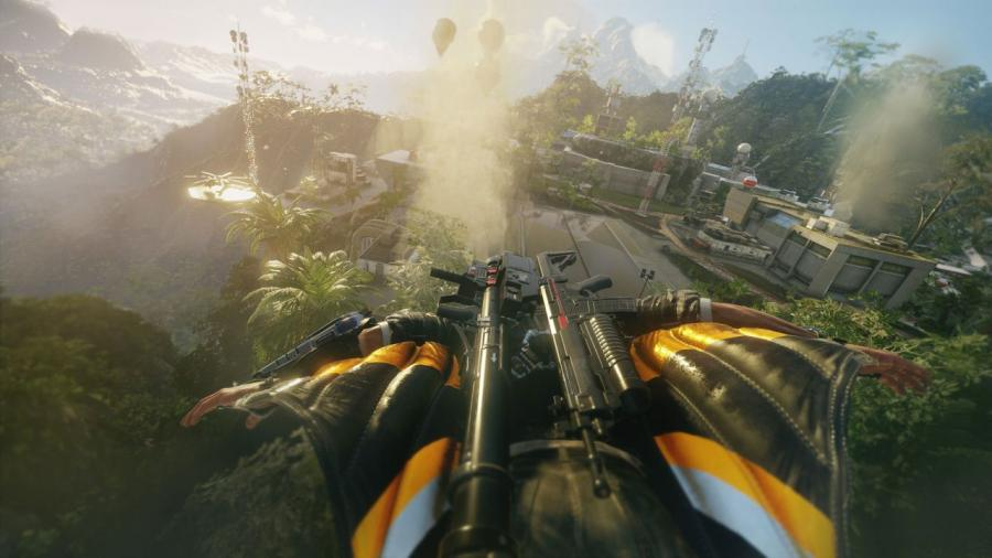 Just Cause 4 - Expansion Pass (DLC) Screenshot 2