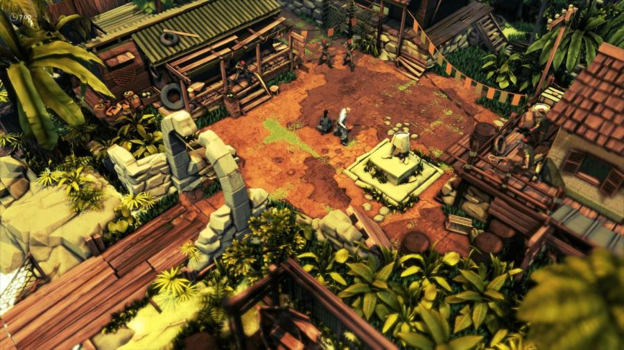 Jagged Alliance Rage Screenshot 4