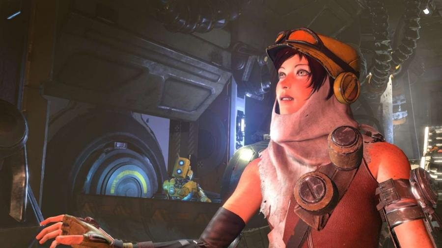 ReCore - Definitive Edition (Xbox One / Windows 10) Screenshot 1