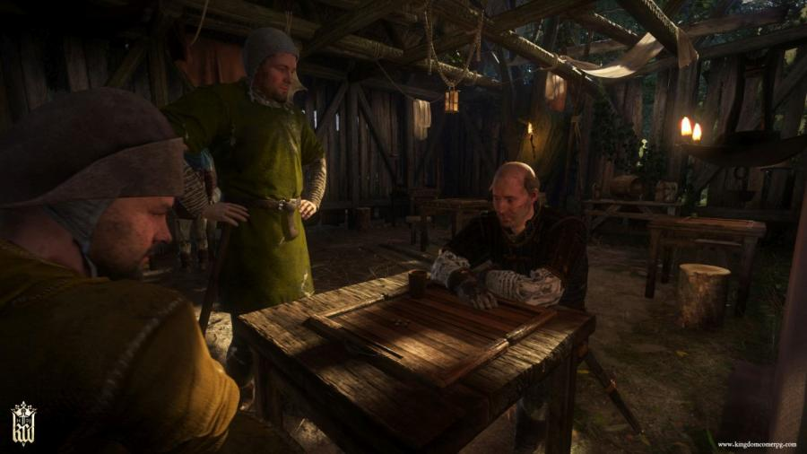 Kingdom Come Deliverance - The Amorous Adventures of Bold Sir Hans Capon (DLC) Screenshot 3