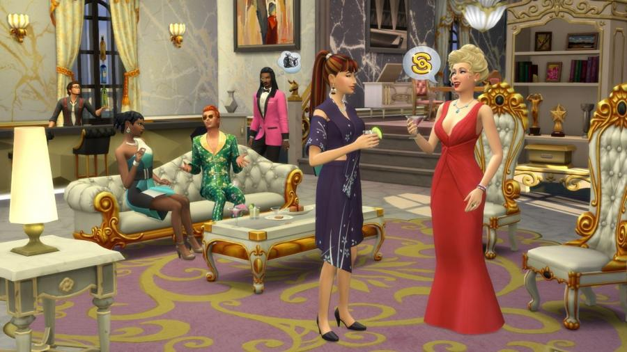 The Sims 4 - Get Famous (Expansion) Screenshot 5